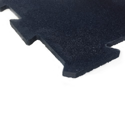 RUBBER FLOORING | INTERLOCKING | 100 X 100 X 2 CM