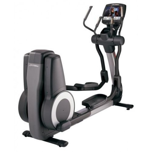 Life Fitness 95X Engage TV/Touch Screen/LCD Commercial Elliptical