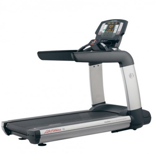 Life Fitness 95T Achieve Commercial Treadmill