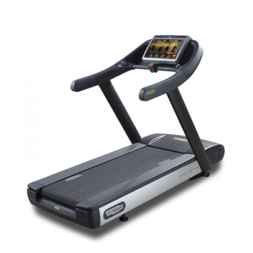 Technogym Excite Run 900 TV/Touch/iPod/iPhone/Joystick Commercial Treadmill