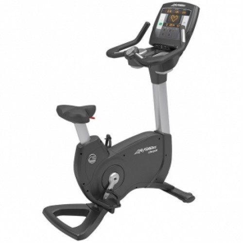 Life Fitness 95C Achieve Commercial Upright Bike