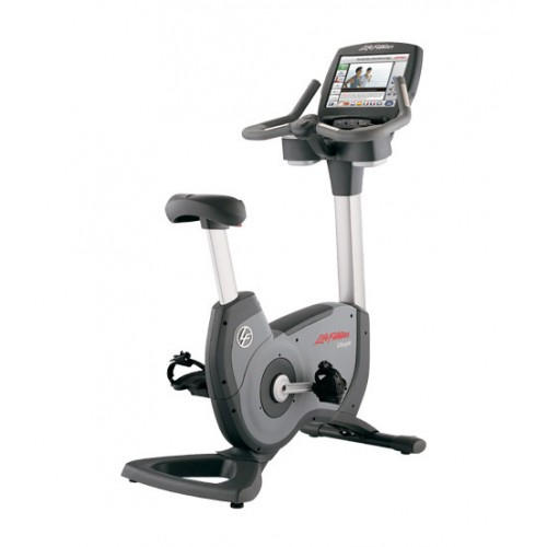 Life Fitness 95C Engage Commercial Upright Bike
