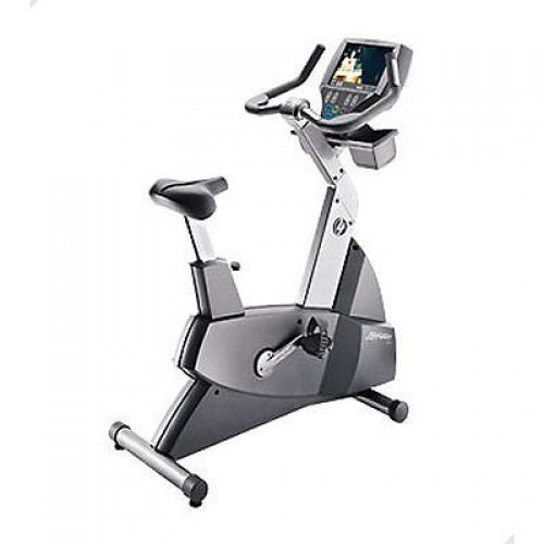 Life Fitness 95Ce Commercial Upright Bike