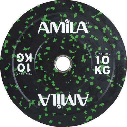 Bumper plate 10 kg | Ф50